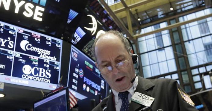 离岸人民币出现较大幅度跳水 美股再次大跌
