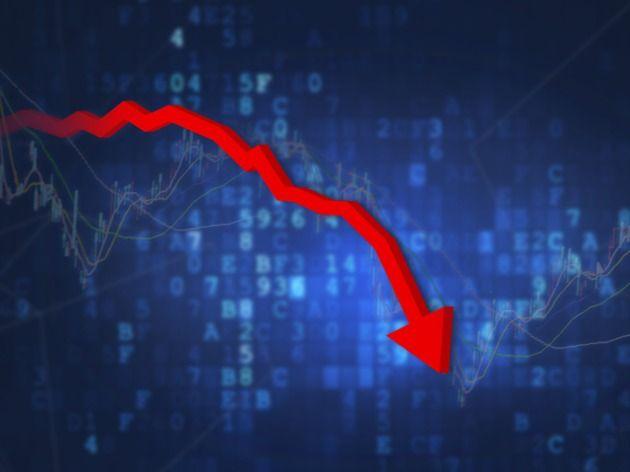 美三大股指集体大跌逼近4% 道琼斯指数收跌超过900点